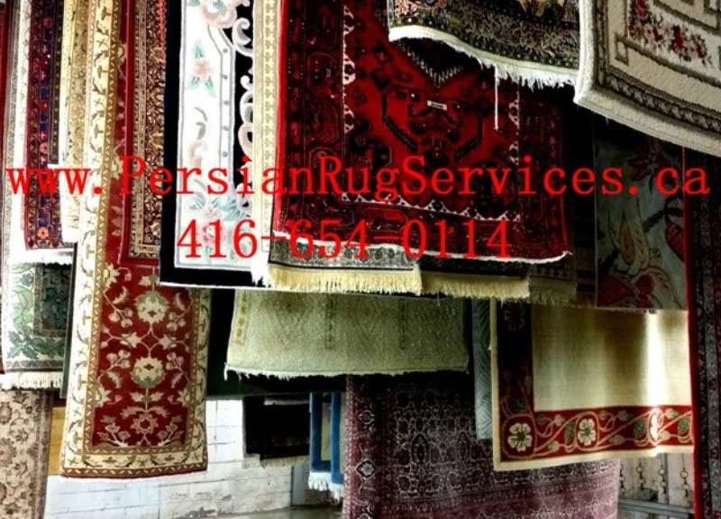 Rug Cleaning Toronto - Dry Room