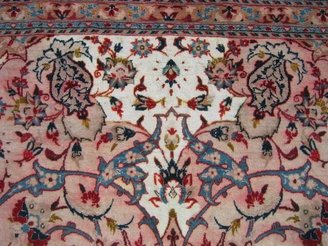 Clean rug color