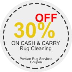 Rug Cleaning Deal Discount Coupon